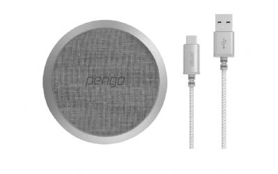 Power! Pad USB-C 15W Fast Wireless Charger