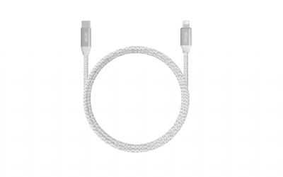 USB-C charge/sync cable with lightning connector 0.2m/1.8m